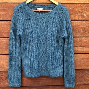 🆕 Tucker & Tate Girls Soft Sweater.  Slate Blue